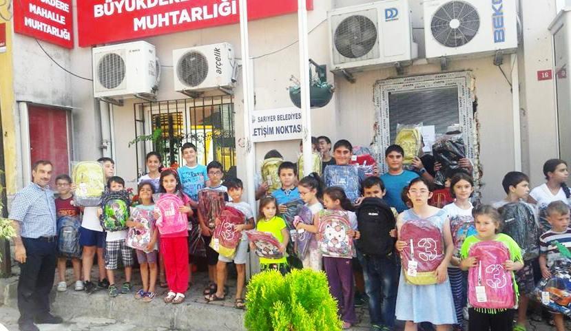 Yazıcı'dan eğitime desteğe devam.