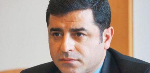 Demirtaş, kendisine 'terörist' diyen Erdoğan'a tazminat davası açtı