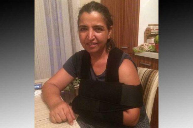 Gülsüm Elvan: Kolumdaki kırığa rağmen ters kelepçeyle götürüldüm