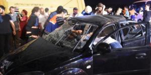 Kadıköy'de zincirleme kaza: 1 kişi hayatını kaybetti