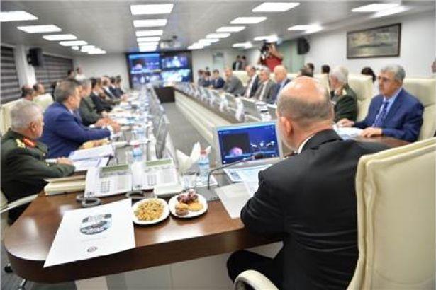 81 ilde 63 bin 990 asker ve polisle 'Güven Huzur' operasyonu