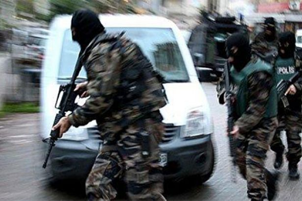 İzmir'de IŞİD operasyonu