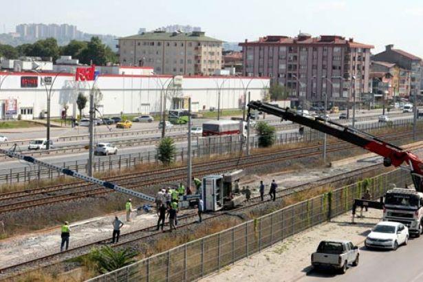 İstanbul-Ankara tren seferleri yedi saat aradan sonra yeniden başladı