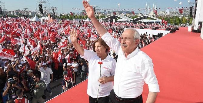 CHP'de ilk hedef yerel seçim