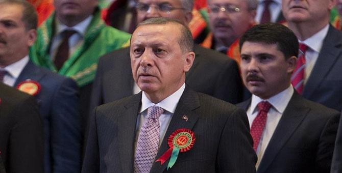 Cumhurbaşkanı Erdoğan basın toplantısını iptal etti