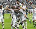 Beşiktaş sahasından galibiyetle ayrıldı
