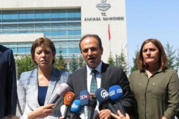 HDP'den 'Adalet Nöbeti' açıklaması