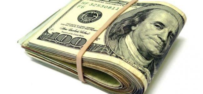 Dolar ve avroda yükseliş sürüyor