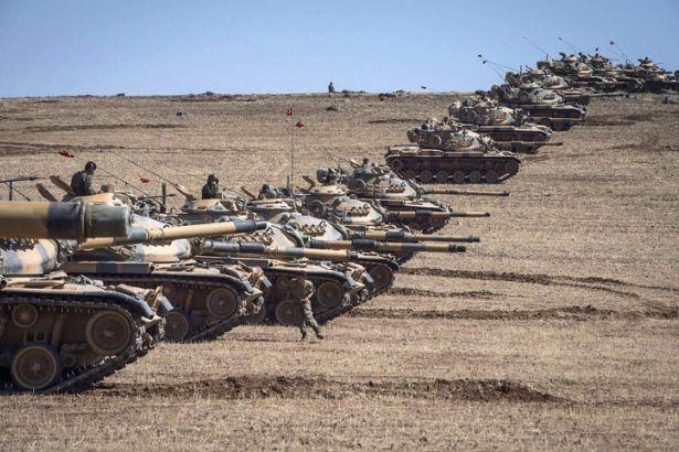'Türkiye bu ay büyük askeri operasyon başlatacak'
