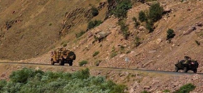 TSK: Kuzey Irak'ta 4 asker hayatını kaybetti