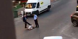 Antalya'da polis şiddeti: Kadını saçından sürükleyip dövdüler