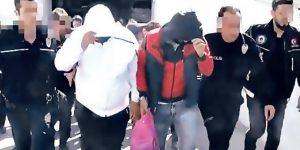 Polisin torbacı baskını ünlü isimlere uzandı