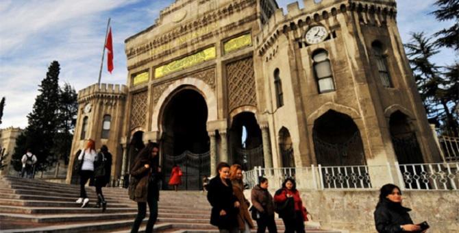 İstanbul Üniversitesi'nde not skandalı