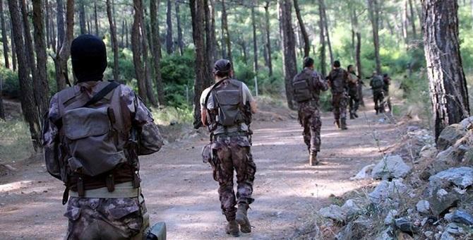 Köyceğiz'de 5 PKK'lının öldürüldüğü operasyonda yeni gelişme