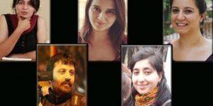 Ankara'da gazetecilerin evlerine baskın!