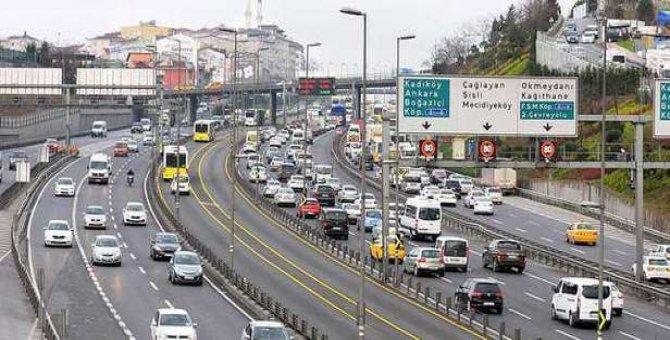 Bugün bu yollar trafiğe kapalı