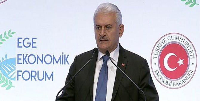 Başbakan'dan Barzani'ye: Niye Türkiye'nin sözünü dinlemedin?