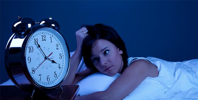 Gece rahat uyuyamıyorsanız sorun bu olabilir