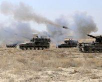 'TSK, Afrin sınırındaki Simon Kalesi'ne yerleşti'