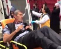 Okmeydanı'nda silahlı çatışma: Yaralılar var