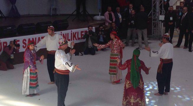 Hacı Bektaş-ı Veli'yi anma töreni