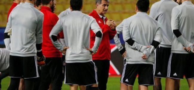 Monaco-Beşiktaş maçı bugün oynanacak