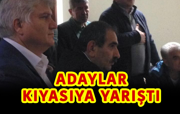 Tarabya'da iddialı delege seçimi!
