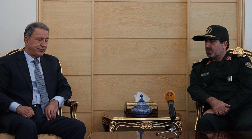 Hulusi Akar'ın İran temaslarına ilişkin açıklama