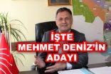 İşte Mehmet Deniz'in desteklediği aday!