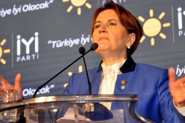 Meral Akşener'den İYİ Parti'nin logosuna ilişkin açıklama
