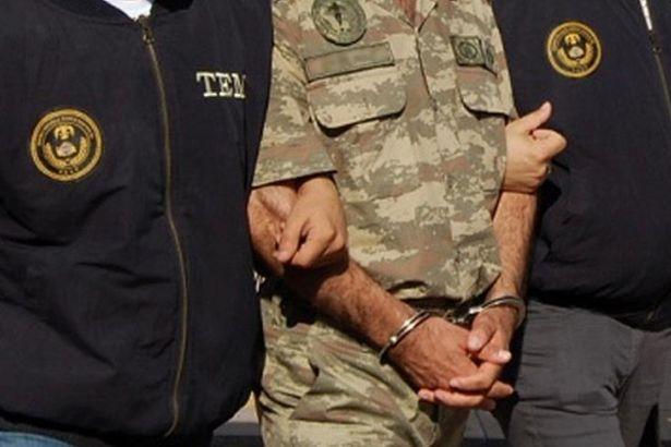 4 ilde operasyon: 11 asker gözaltına alındı