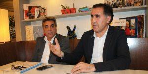 CHP'de adaylığı konuşulan Ali Sönmez'den adaylık açıklaması.