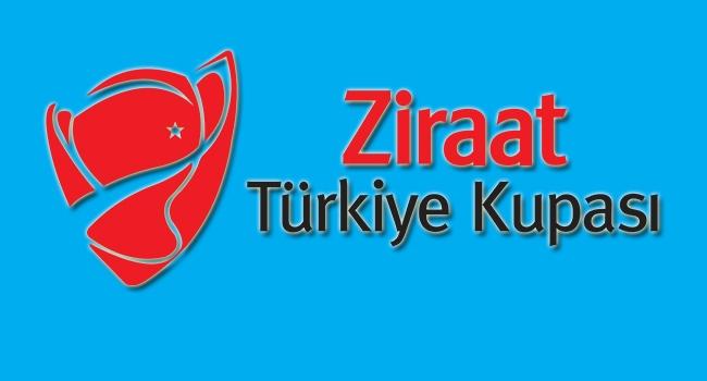 Ziraat Türkiye Kupası'nda kura heyecanı