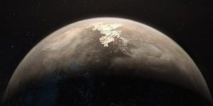 Dünya büyüklüğünde bir gezegen keşfedildi