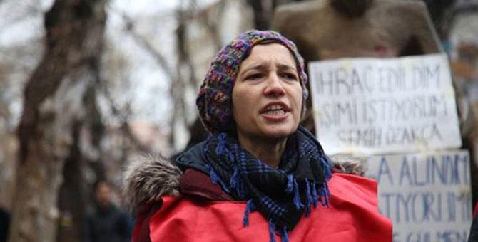 Nuriye Gülmen'in tutukluluğuna devam kararı