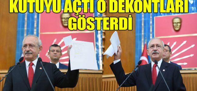 Kılıçdaroğlu: Ben ispat ettim şimdi söyle bakalım alçak kim?