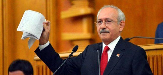 Kılıçdaroğlu'ndan AYM'ye Enis Berberoğlu çağrısı