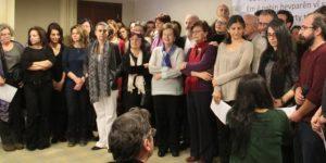 Barış isteyen akademisyenler hakim karşısına çıkıyor