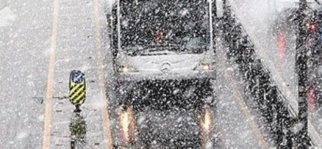 Dikkat: AKOM ve Meteoroloji'den art arda uyarı!