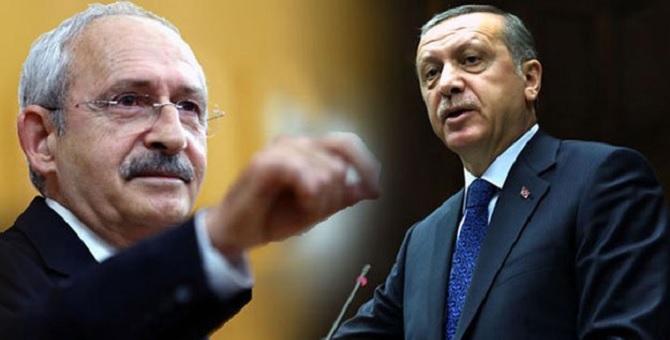 Erdoğan'dan Kılıçdaroğlu hakkında bir suç duyurusu daha