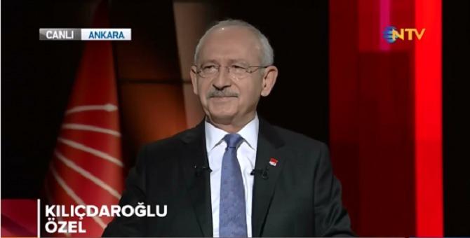 Kılıçdaroğlu: Biz erken seçime hazırız