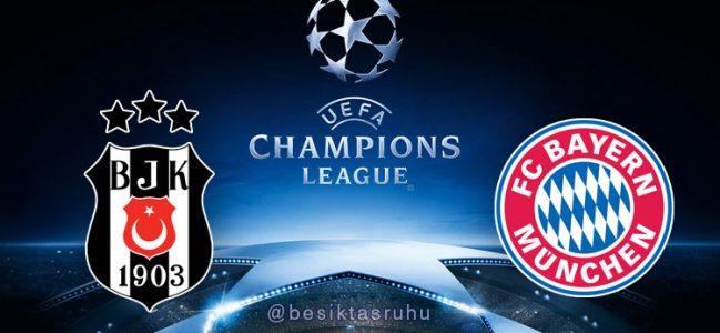 Beşiktaş'ın Şampiyonlar Ligi'ndeki rakibi belli oldu Kaynak: Beşiktaş'ın Şampiyonlar Ligi'ndeki rakibi belli oldu