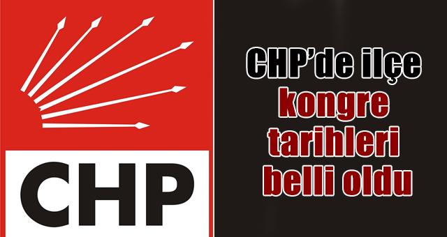 CHP İstanbul'da kongrelerin akıbeti belli oldu.
