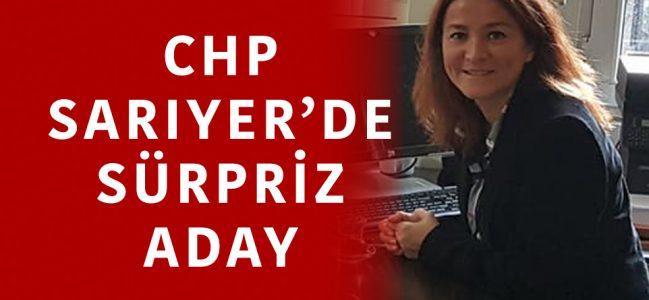 Sarıyer CHP'de sürpriz gelişme.