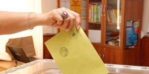 Cumhurbaşkanlığı seçim pusulası için ilk açıklama.