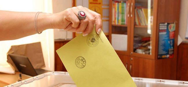 CHP 'küskün seçmen'in nabzını tuttu.
