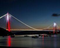 3. köprüyü geçen yüzlerce sürücüye icra şoku