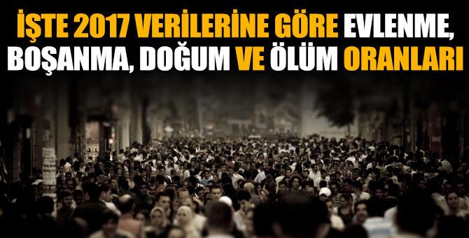 Türkiye'nin nüfusu belli oldu! Artış sürüyor…