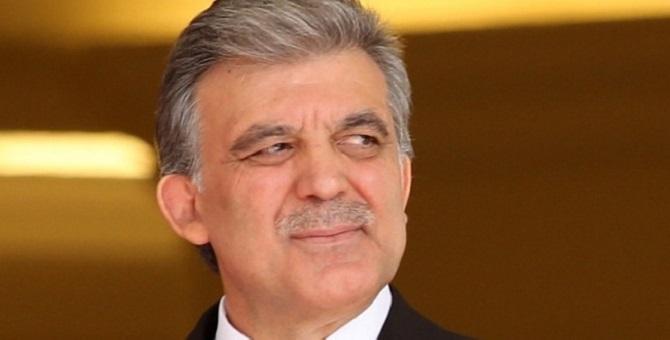 AKP'de Abdullah Gül'e tepki dinmiyor!
