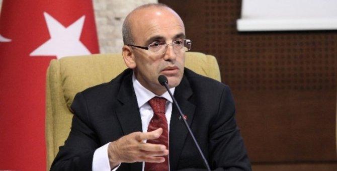 Başbakan Yardımcısı Şimşek'ten kritik açıklamalar